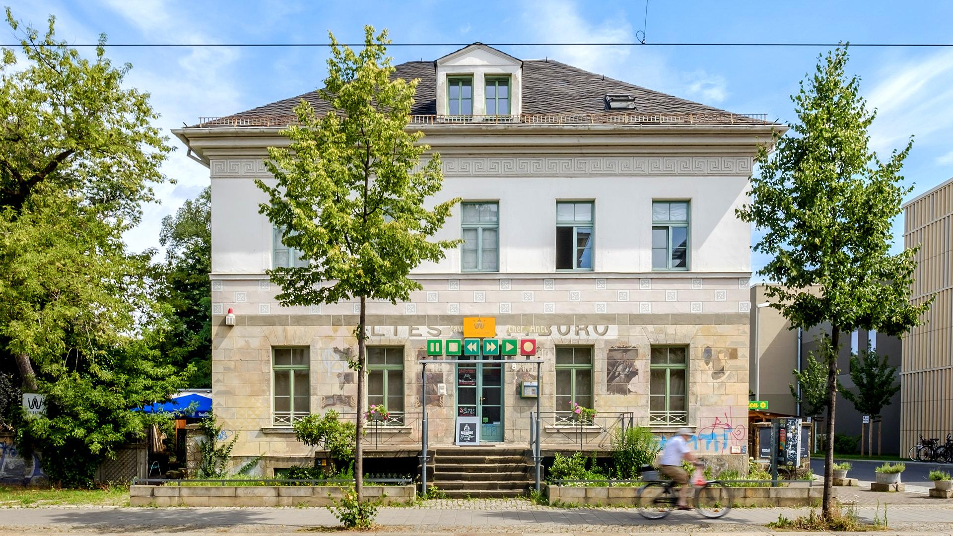 Klubnetz Dresden Altes Wettbuero