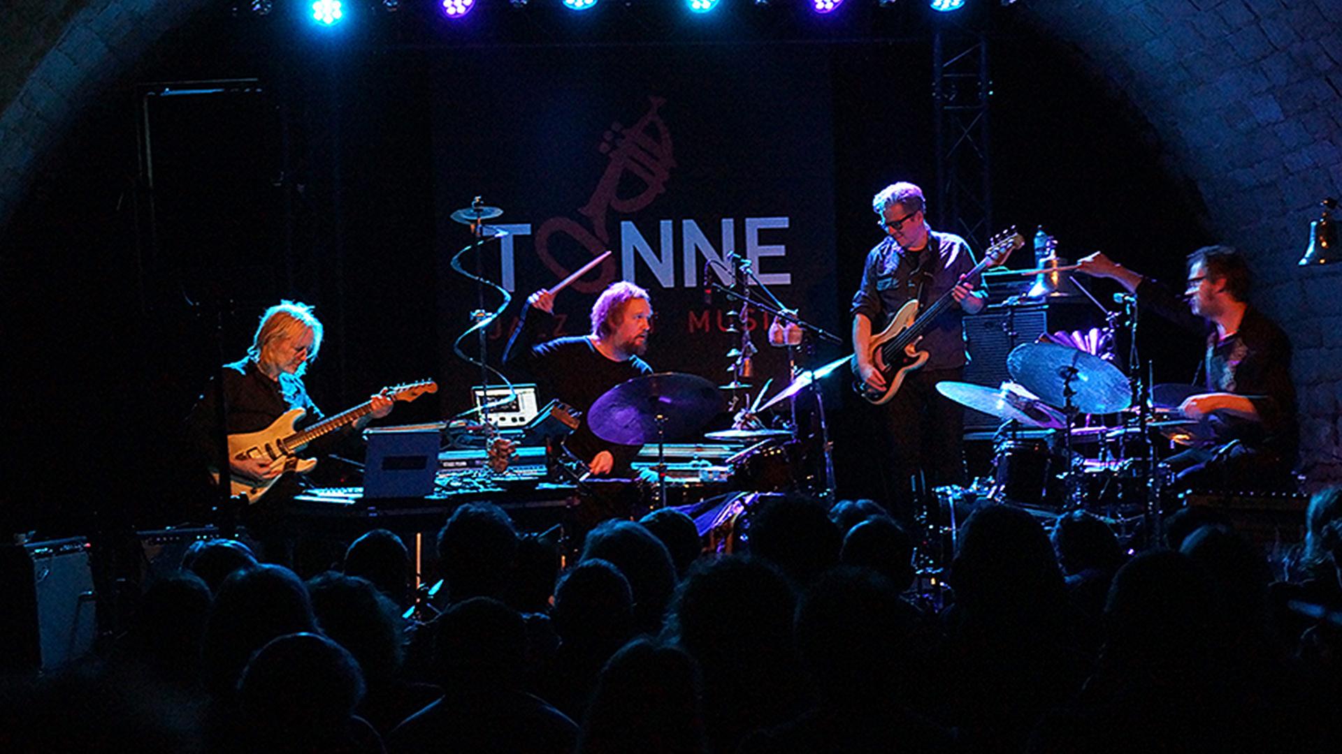Klubnetz Dresden | Jazzclub Tonne