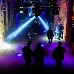 Klubnetz Dresden Open Club Day 2020 Clubtour