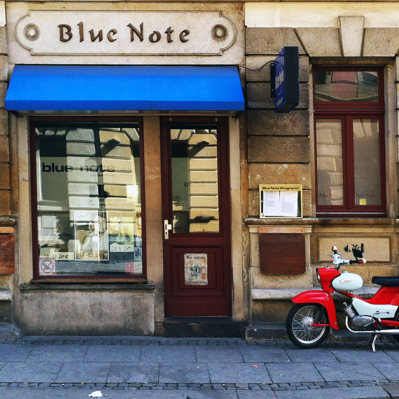Blue Note Dresden Jazz Klubnetz